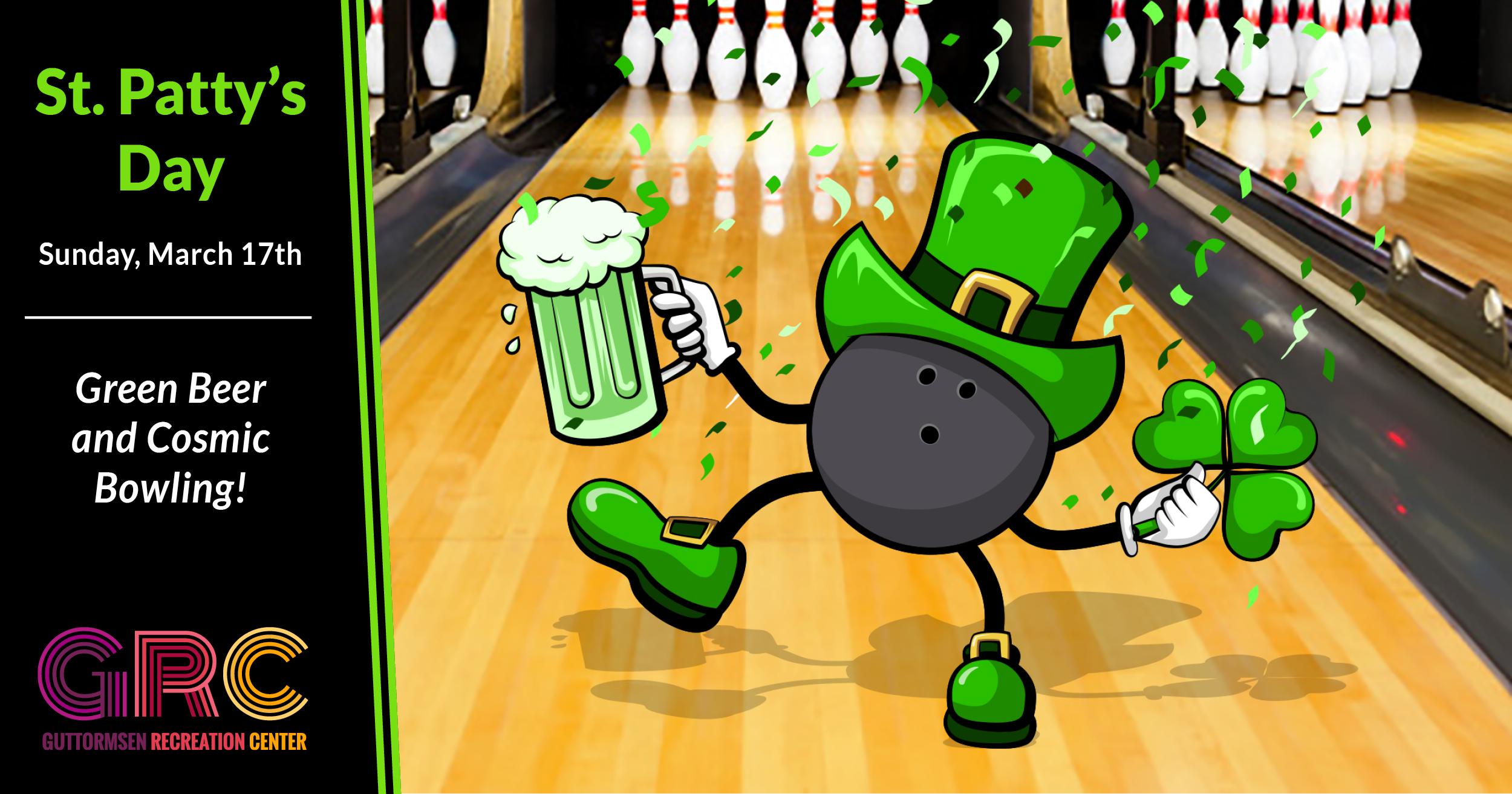 St. Patricks Day Bowling