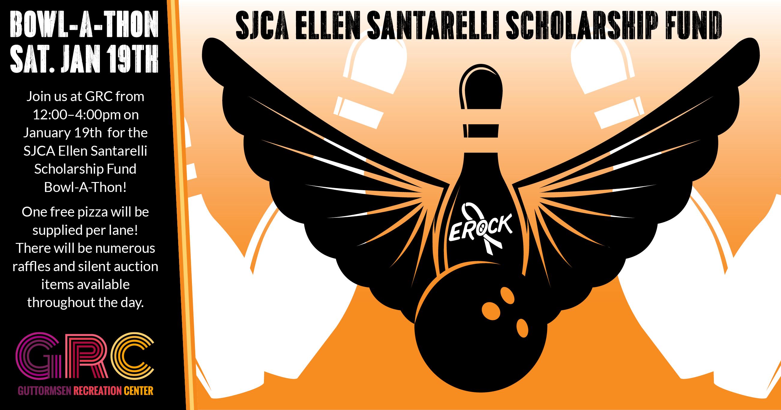 SJCA Ellen Santarelli Scholarship Fund Bowl-A-Thon
