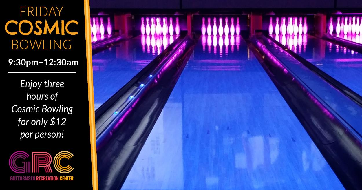 Cosmic Bowling GRC