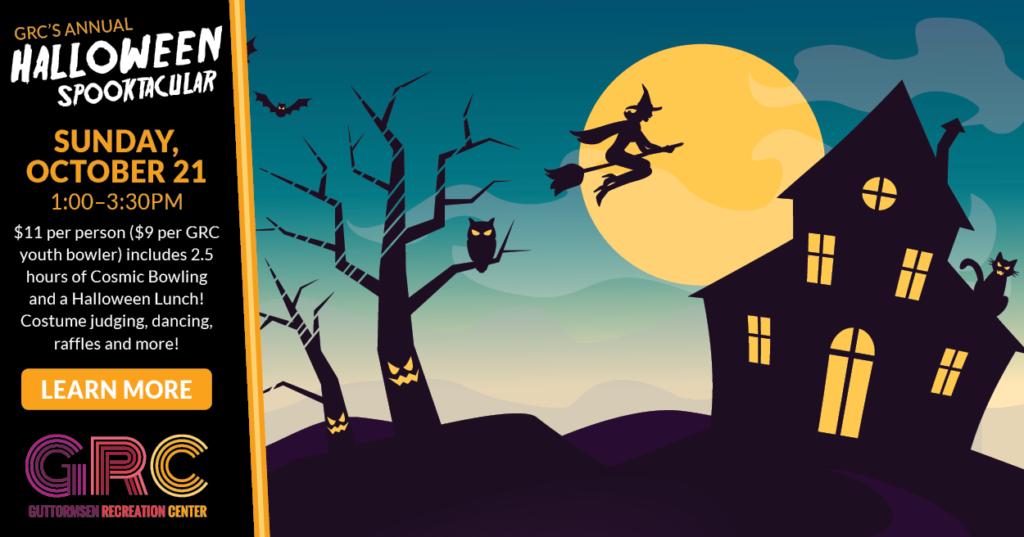 GRC Halloween Spooktacular