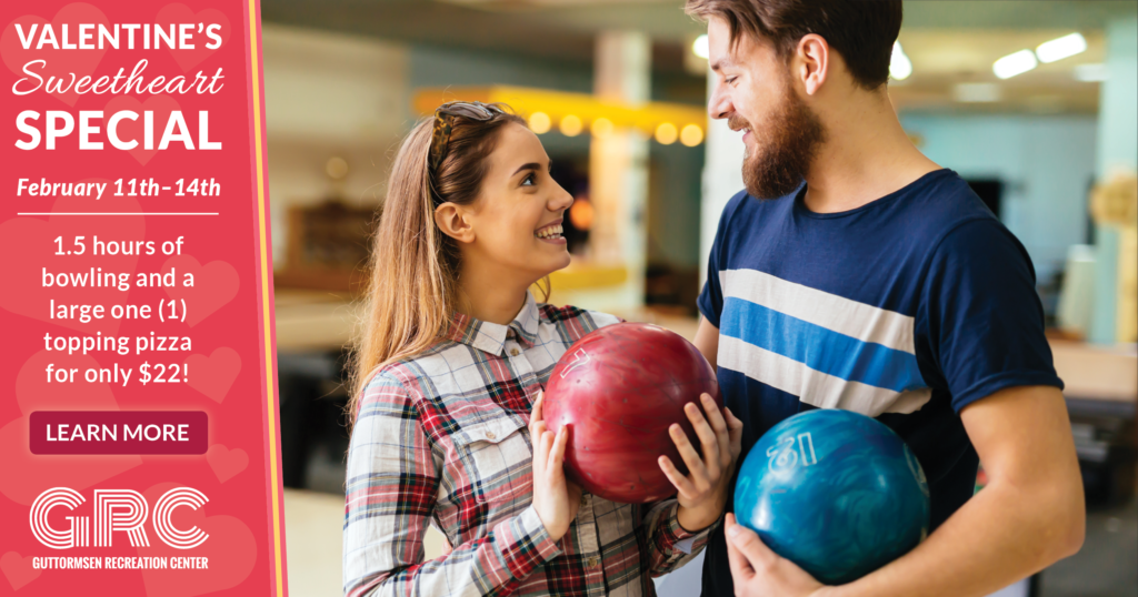 Valentines Couple Bowling | GRC