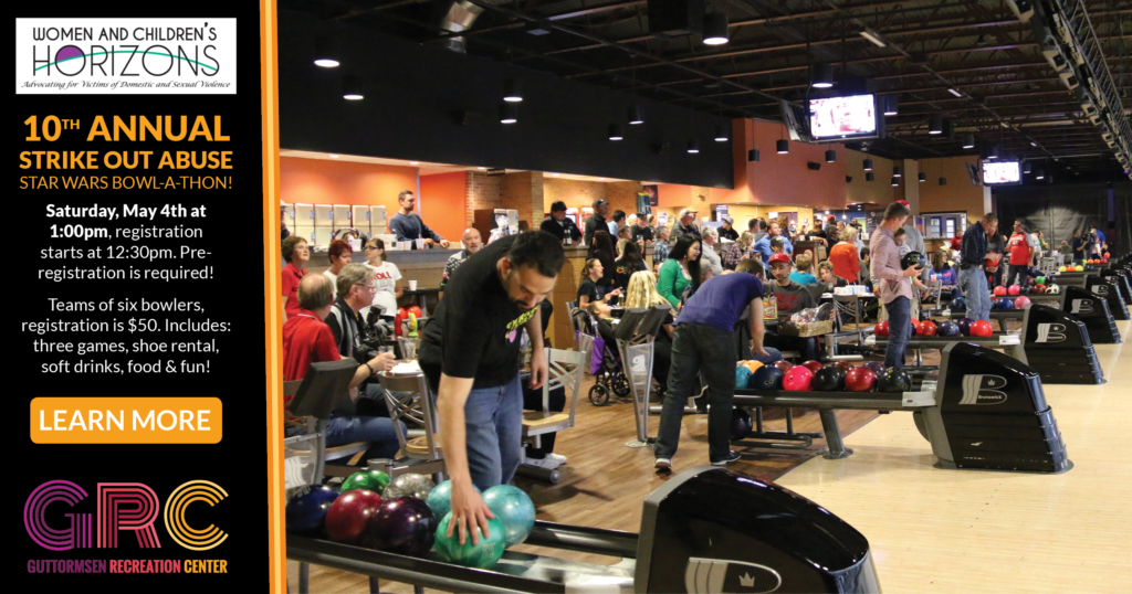BOWL-A-THON Benefiting Women & Children's Horizons