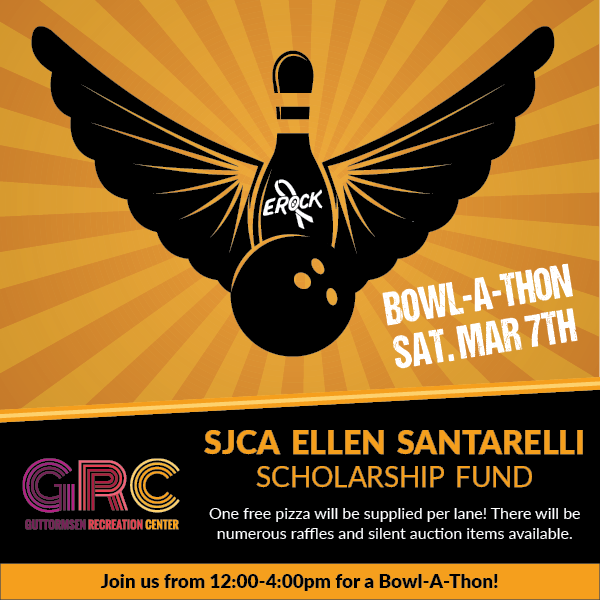 SJCA Ellen Santarelli Scholarship Fund Bowl-A-Thon | GRC